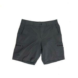 L.L. Bean Men's Vintage Gray Shorts Sz 36